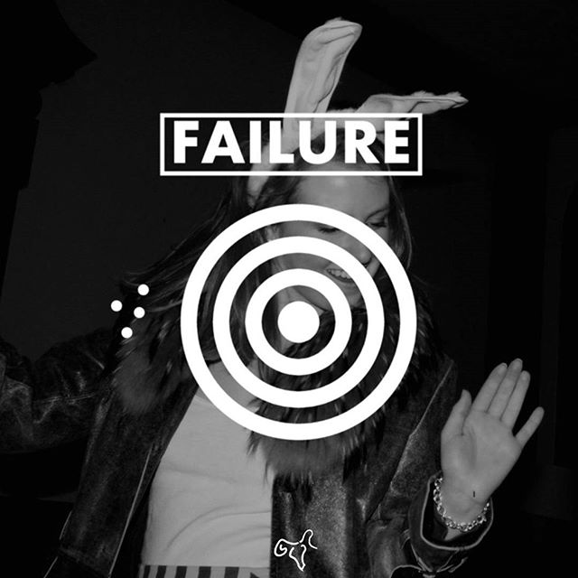 "Sometimes, it is an option. Meet ""Failure""  www.goatrodeodc.com/failure"