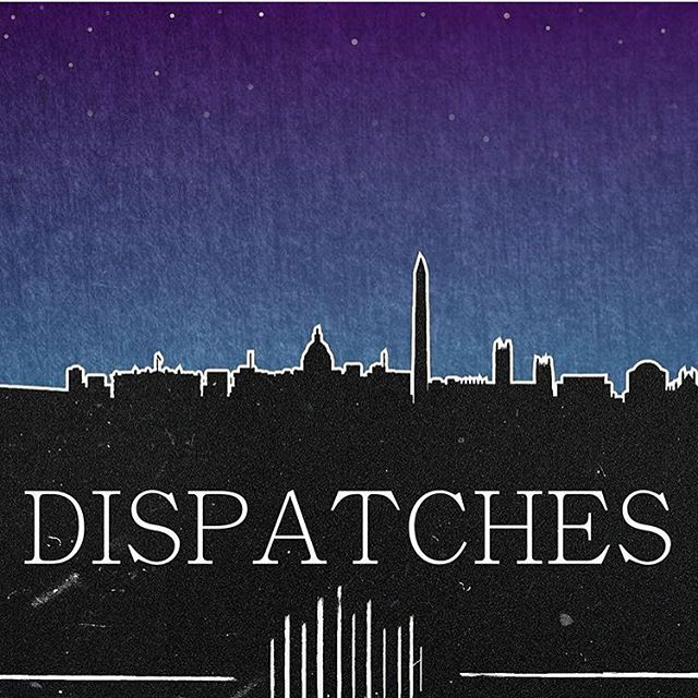And the new stuff keeps on coming! Check out a brand new episode of Dispatches in our bio link. Host Morgan Givens tells stories that uncovers the truth under how we live and what we do in the District. Enjoy. #happylaunchday
