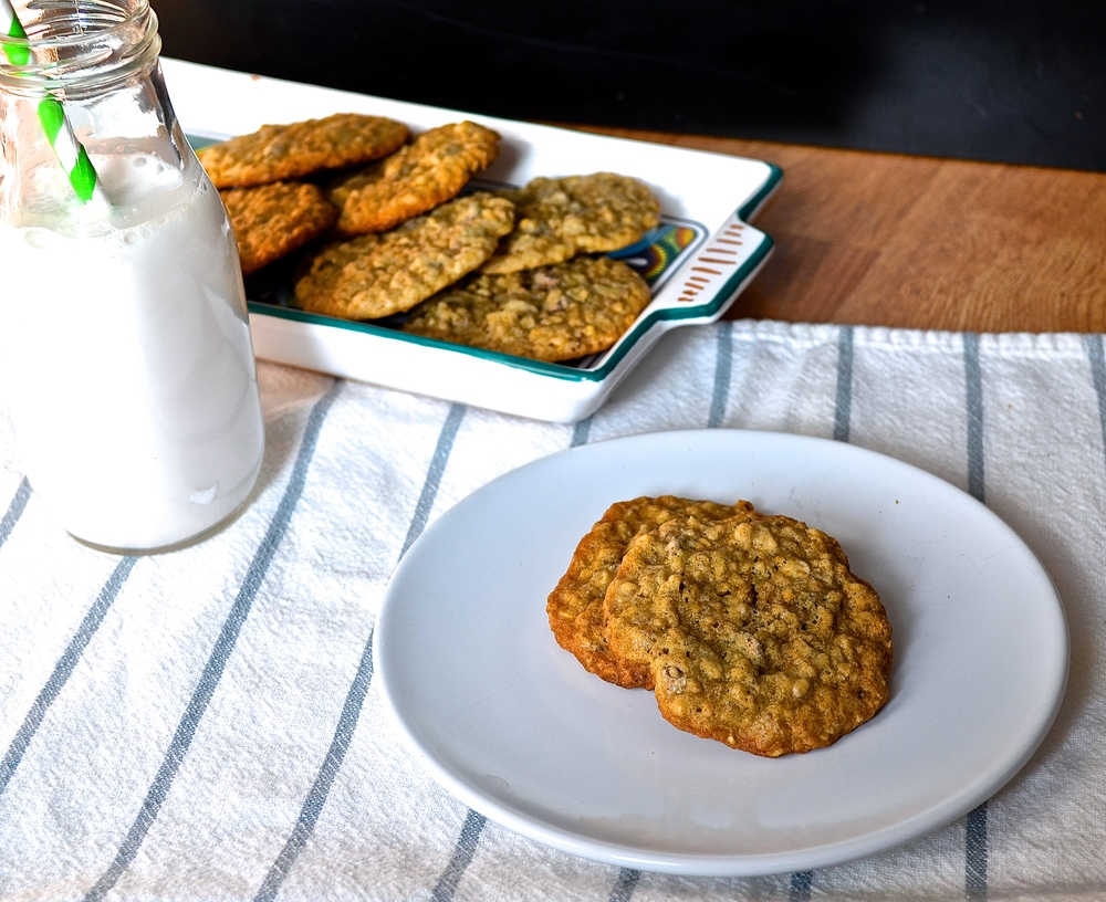 lactation cookies | pale yellow