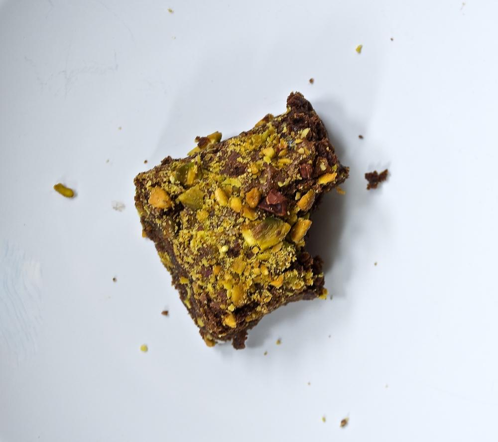Fancy-Pants Grown Up Brownies | Pale Yellow