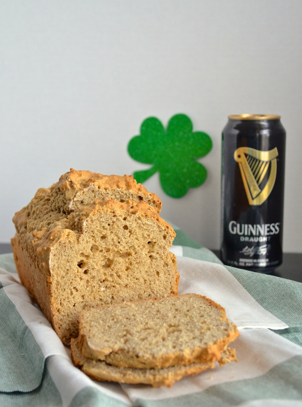 Guinness Soda Bread | Pale Yellow