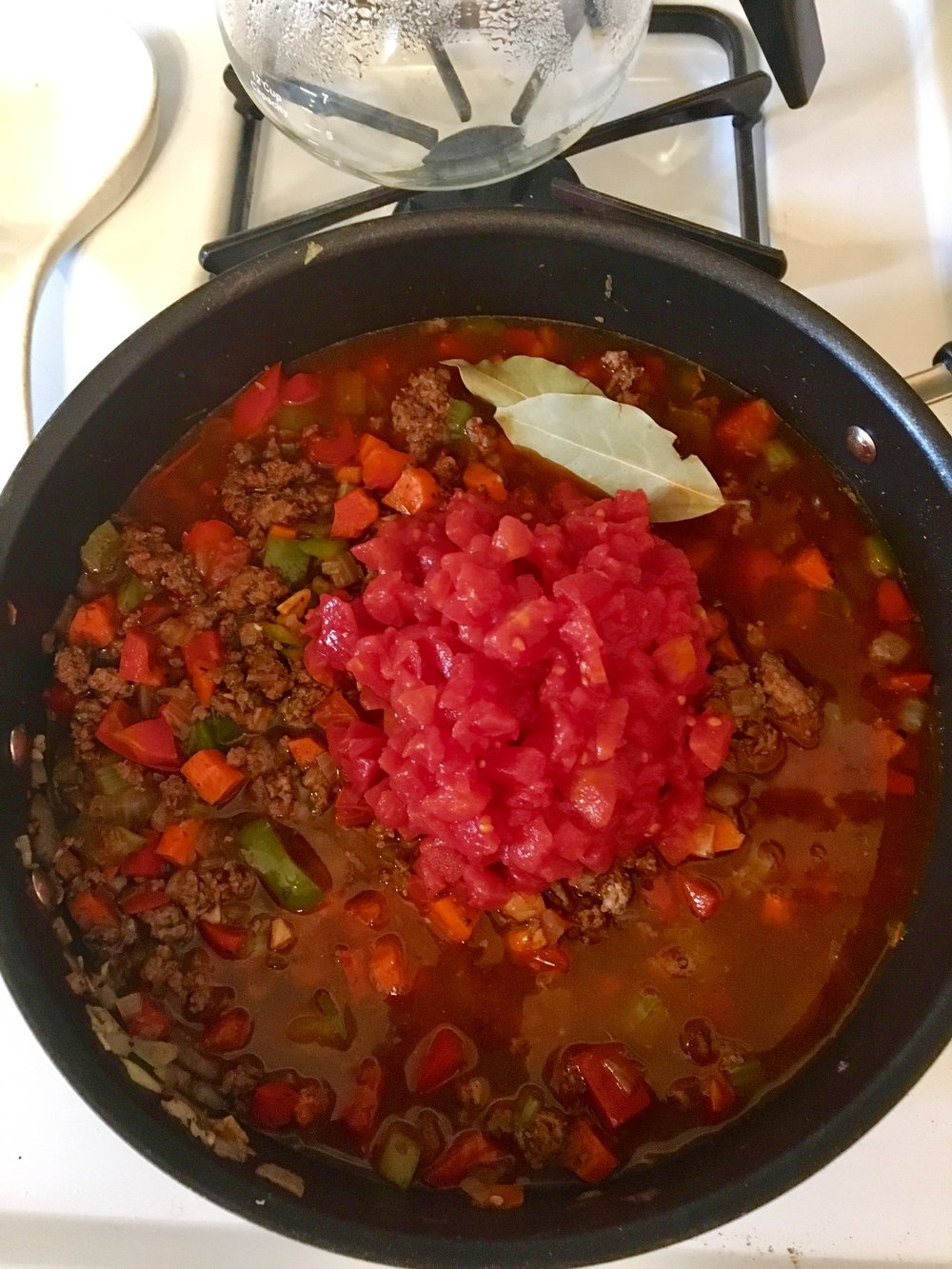 Beef Chili (No Beans - Whole 30) | Pale Yellow