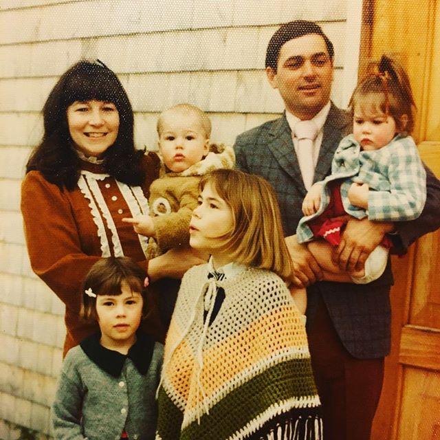 Gypsy family. 1976