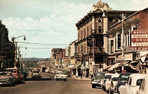 Downtown Trinidad