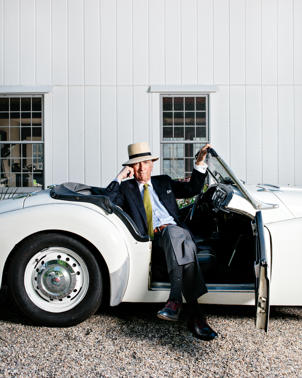 Gay Talese for Rhapsody Magazine