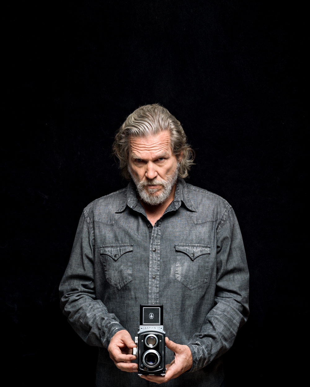 Jeff Bridges for The Wall Street Journal