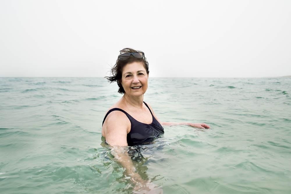 Roney; Dead Sea, Israel; 2015