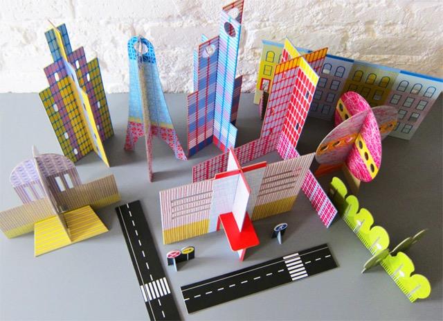 MoMA Modern Kids Playtown
