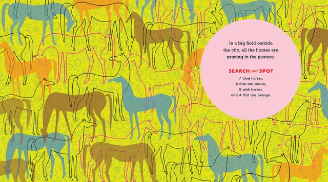 Search and Spot , Houghton Mifflin Harcourt, out Fall 2015