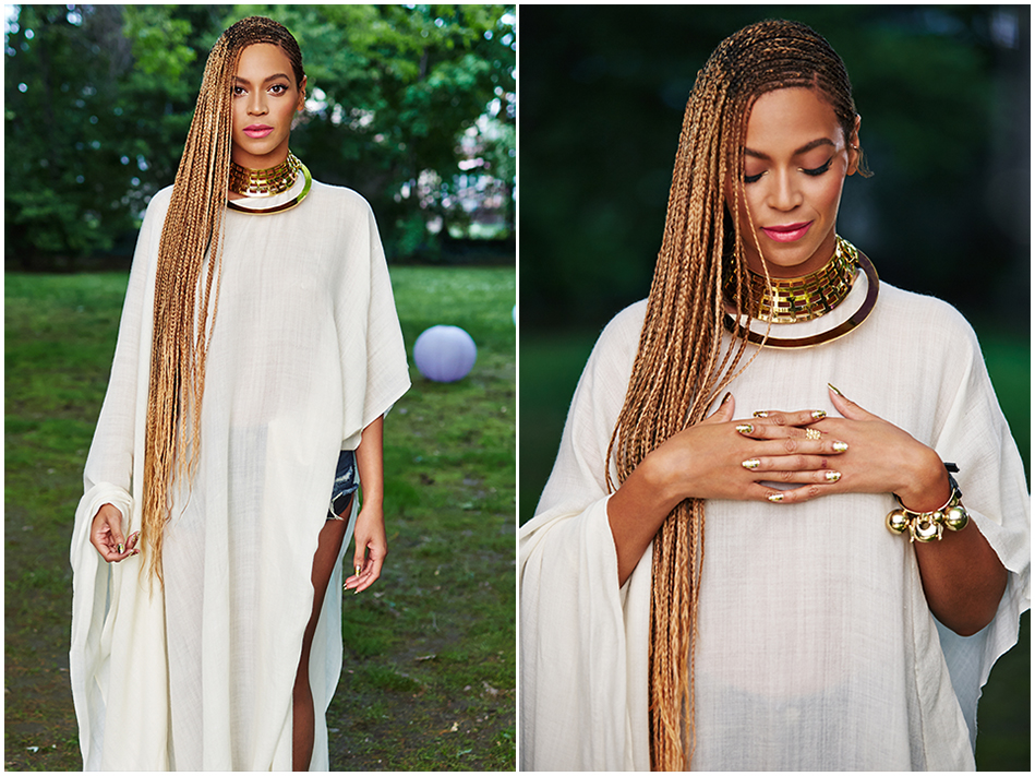 Beyonce, Eone-Records Promo Images, 2014
