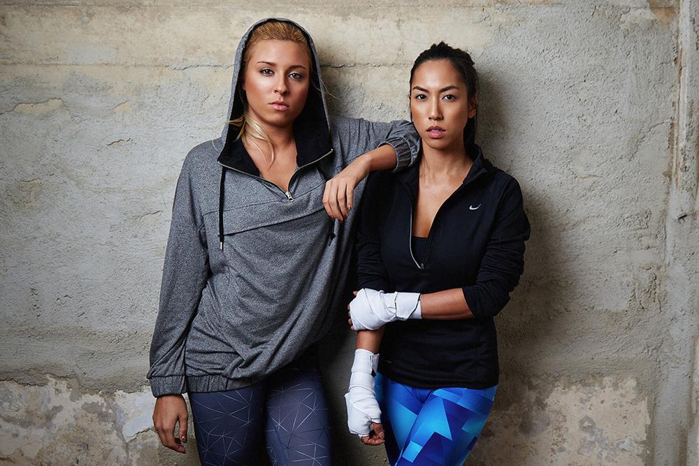 Catherine Gontran + Vanessa Jamison, Personal Shoot, 2015