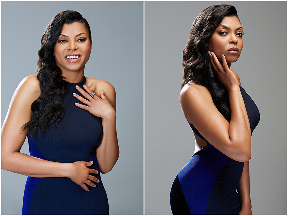 Taraji P Henson, BET Celebration of Gospel Campaign, 2014