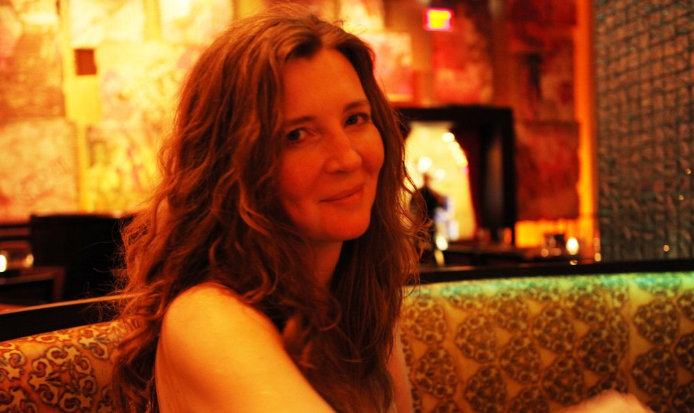 Aurelie Jezequel, Art Producer based in NYC