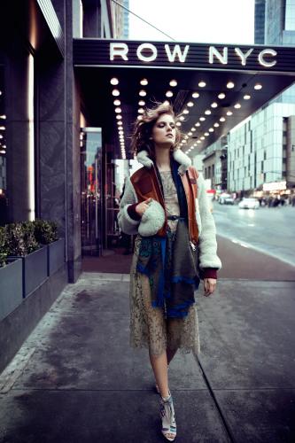 City AM Magazine ,NewYork 2