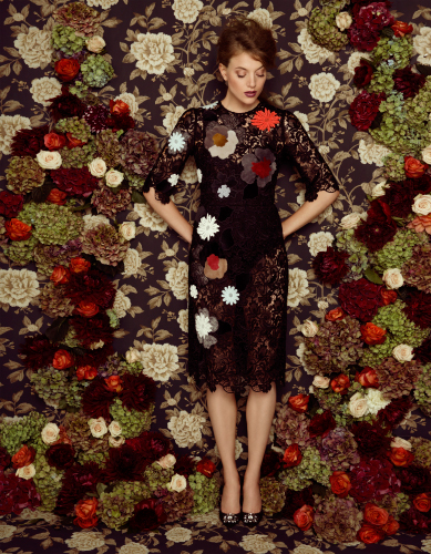 Harrods Mag , Dolce and Gabbana