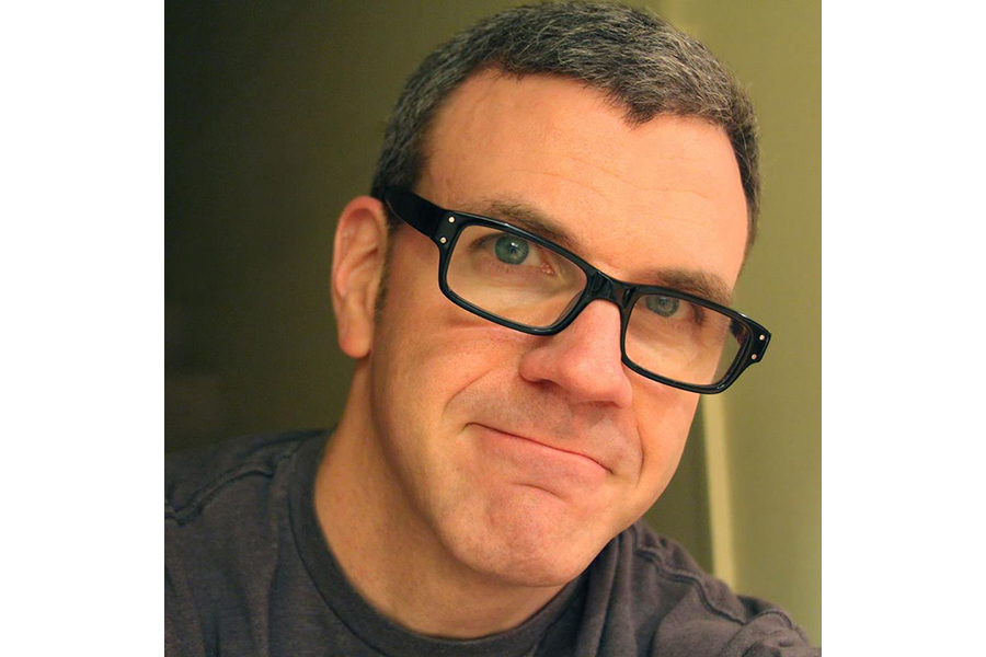 Brian Gordon, cartoonist, based in Kansas City