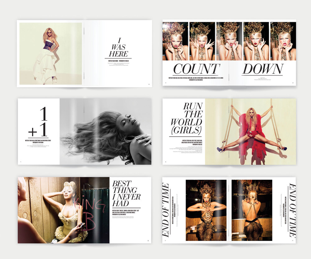 Beyoncé 4, Art Direction & Design