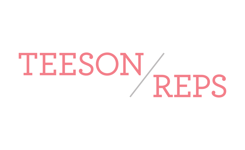 CLIENT: TEESON REPS  PROJECT: Business Naming and Logo Design