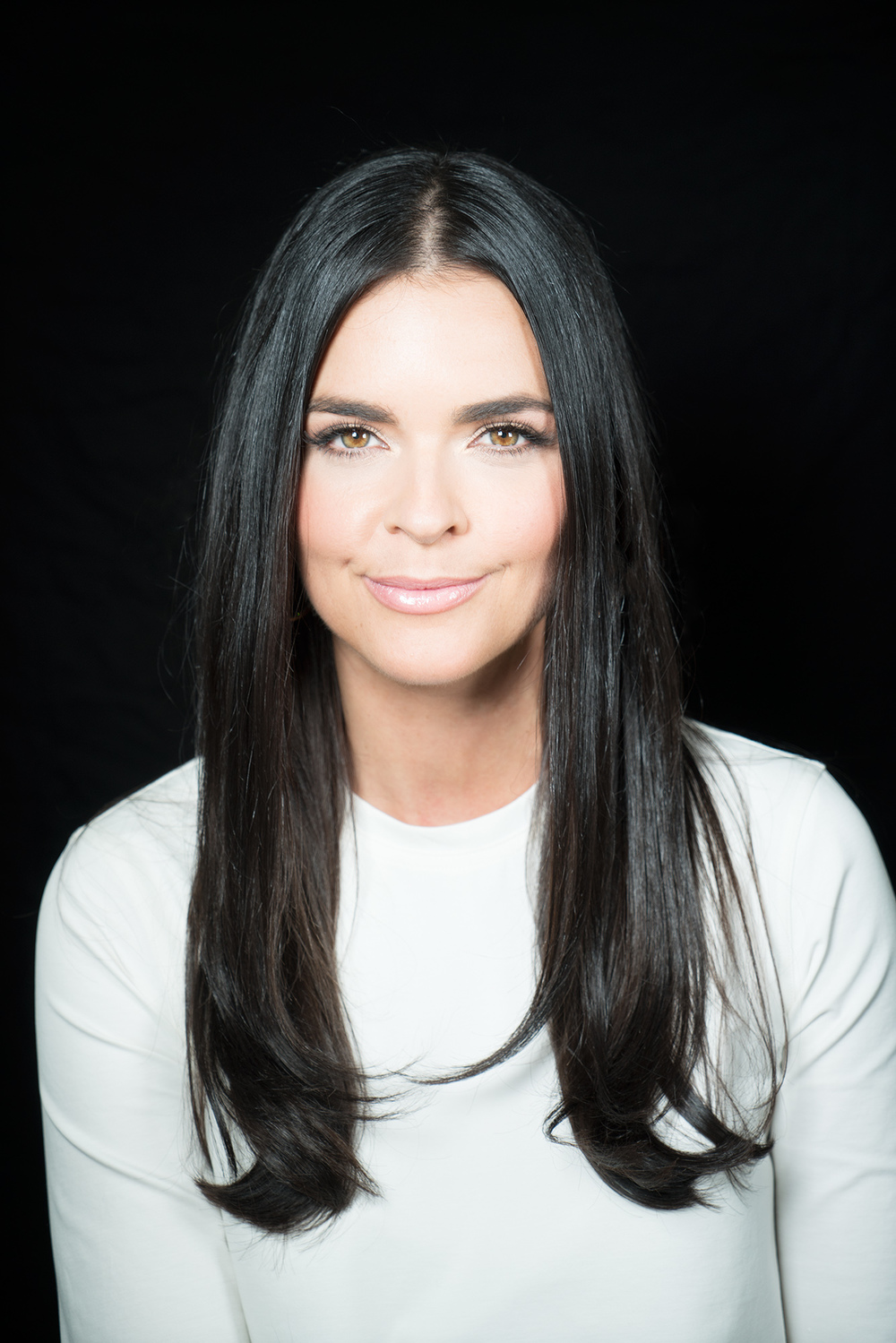 TV Chef, Katie Lee, Outtake from a shoot for  NY Moves  Magazine's Power Women issue
