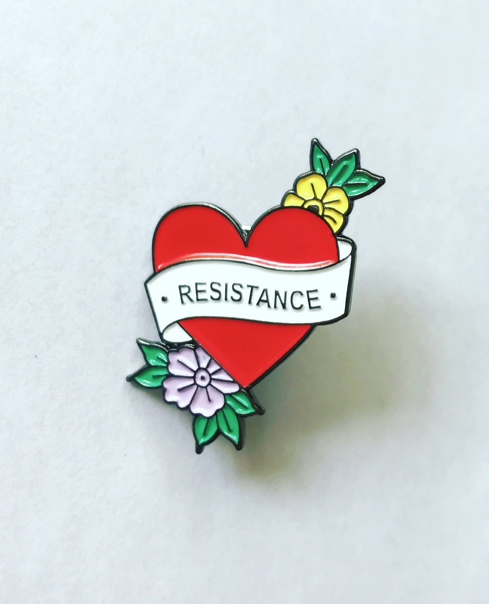 Resistance pin 30_ of profits donated to the ACLU (1).JPG