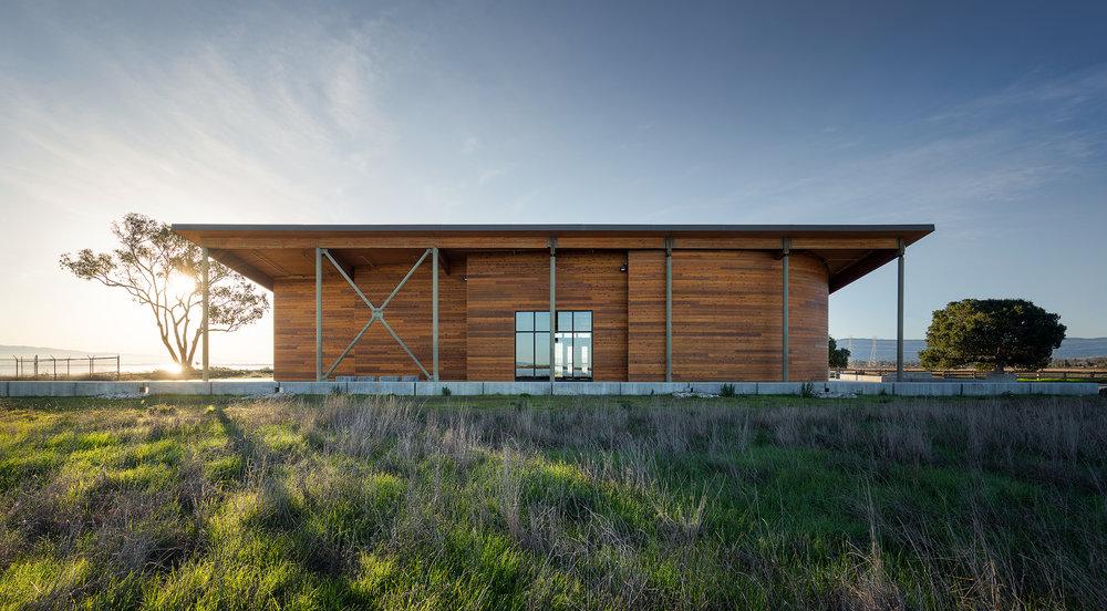 Cooley Landing Education Center- Fog Studio Architects- Palo Alto, CA