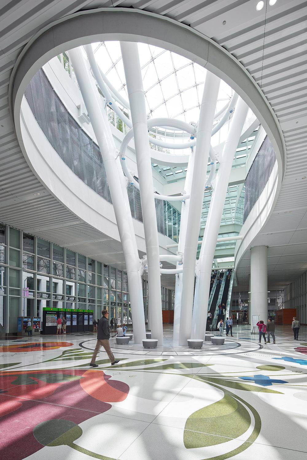 SalesForce Transit Center- Pelli Clarke Pelli Architects- San Francisco, CA