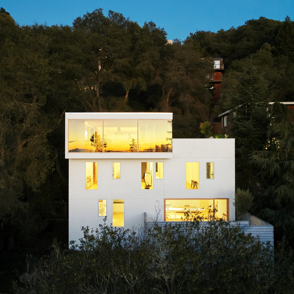 "New Residence, Ranger Studio, Featured in NY Times ""Steady as She Glows""- Berkeley- CA"