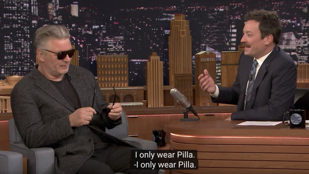 Jimmy Fallon Pilla