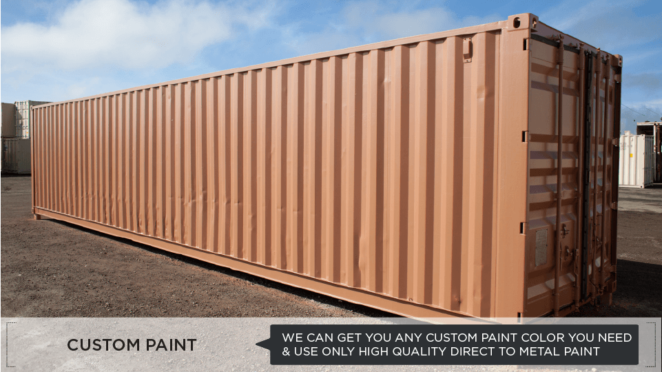 Midstate Containers Cargo Storage Containers