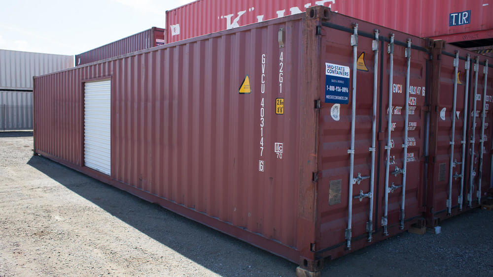 MIDSTATE CONTAINERS STORAGE CONTAINERS FOR SALE IN CALIFORNIA