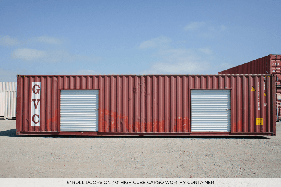 40HC CARGO WORTHY CONTAINER 6' ROLL DOORS.png
