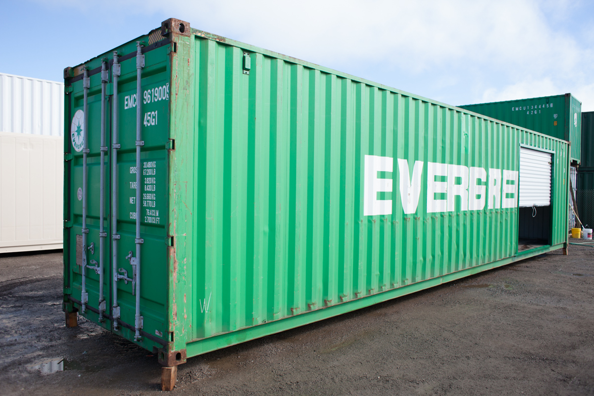 LAGUNA WOODS Shipping Storage Containers Midstate Containers