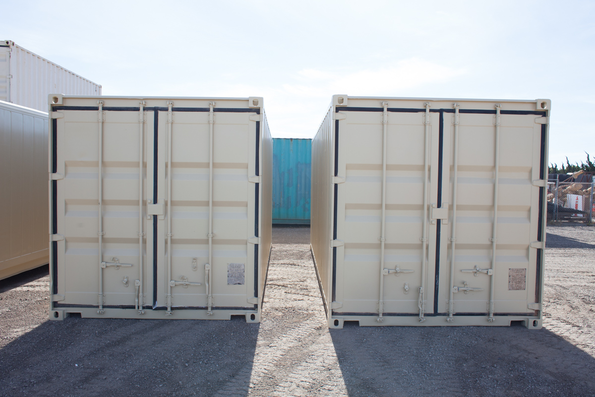 ELK GROVE Shipping Storage Containers Midstate Containers