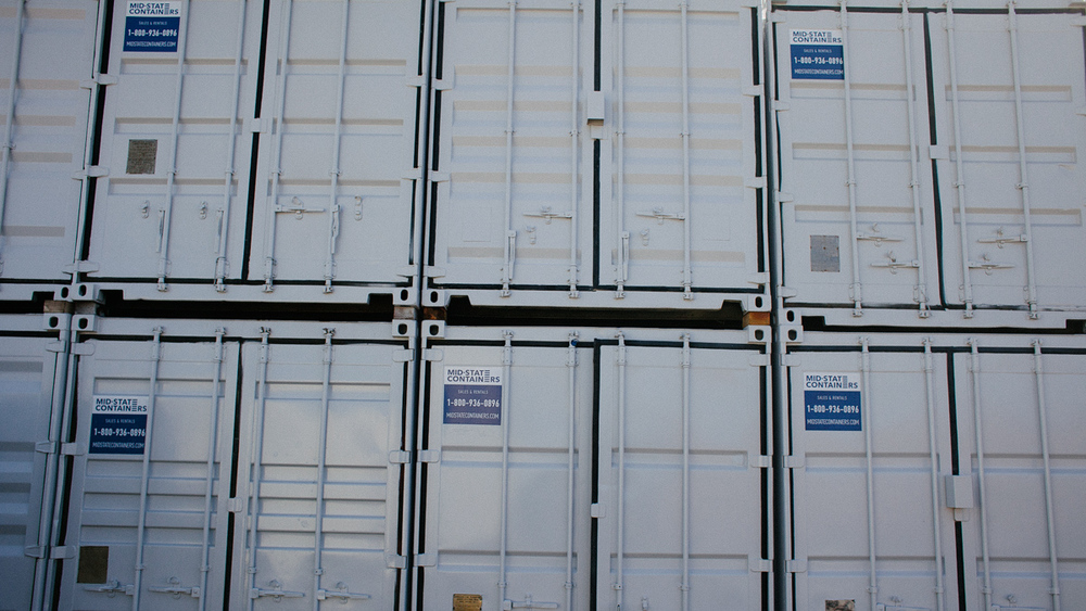 Incroyable YUCCA VALLEY Shipping Storage Containers