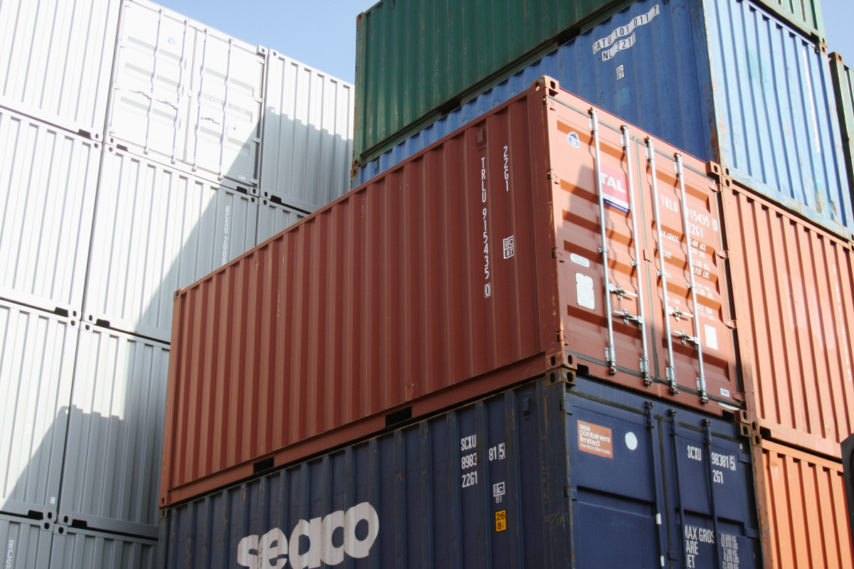 CALABASAS Shipping Storage Containers Midstate Containers