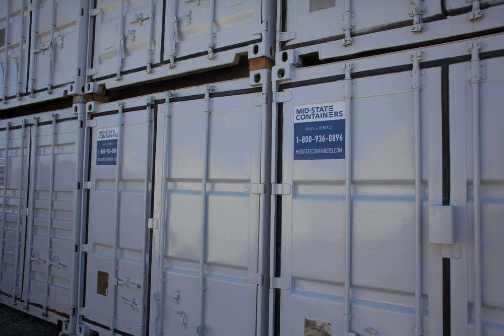 MURRIETA Shipping Storage Containers