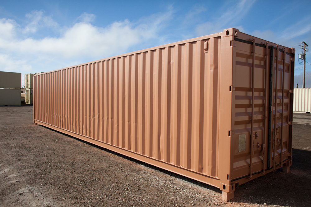 DIAMOND BAR Shipping Storage Containers