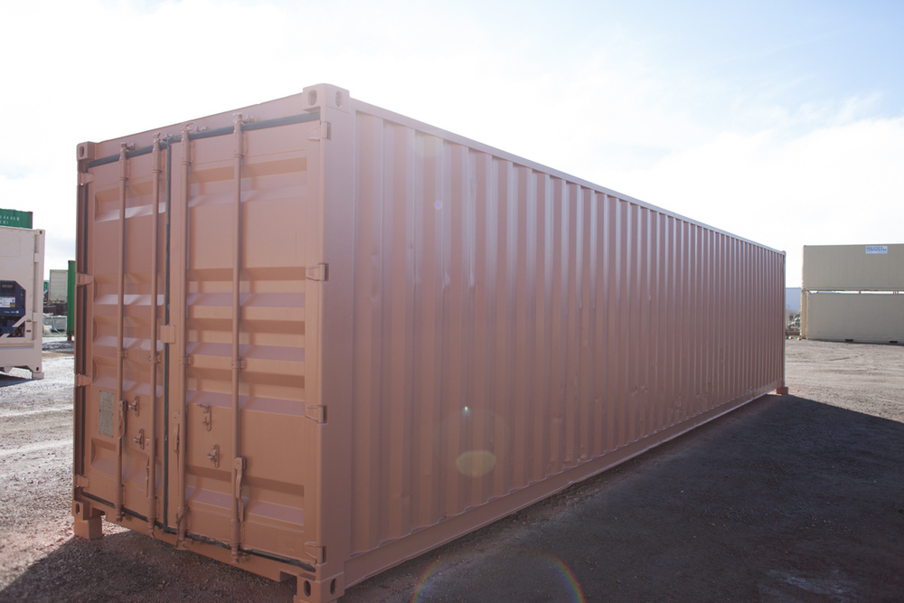 MISSION VIEJO Shipping Storage Containers