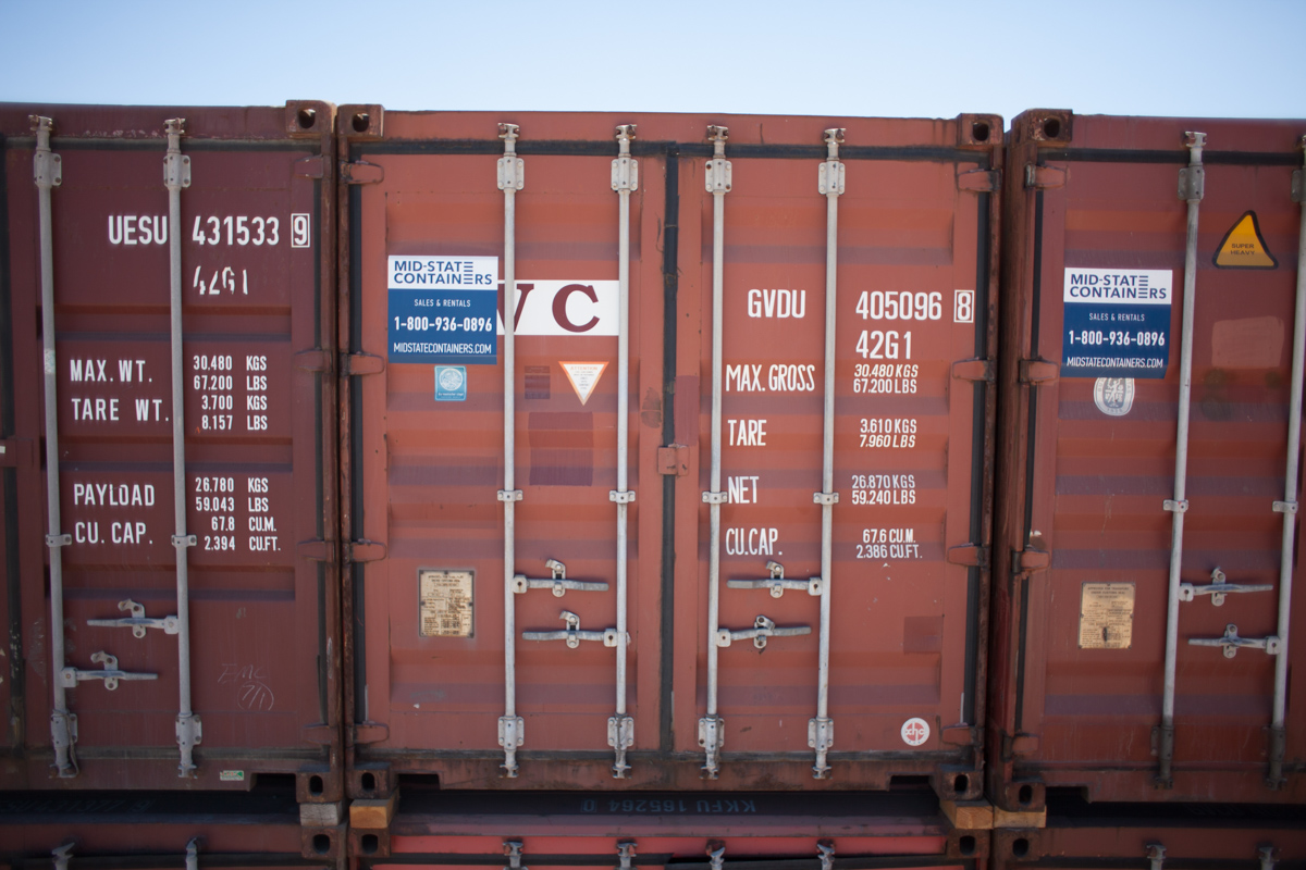 INDIAN WELLS Shipping Storage Containers Midstate Containers