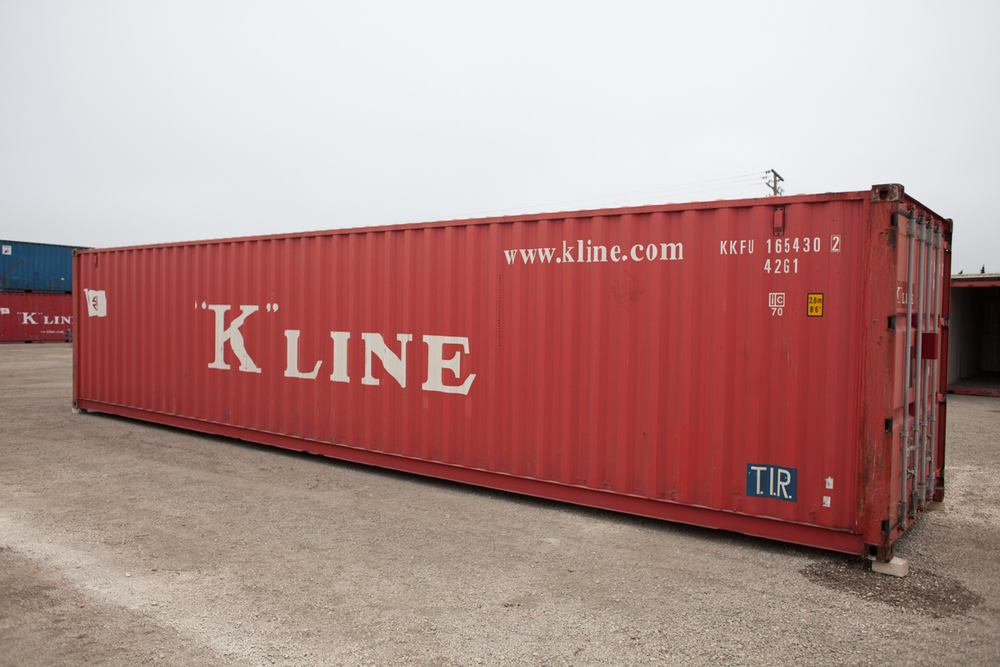 HIDDEN HILLS Shipping Storage Containers