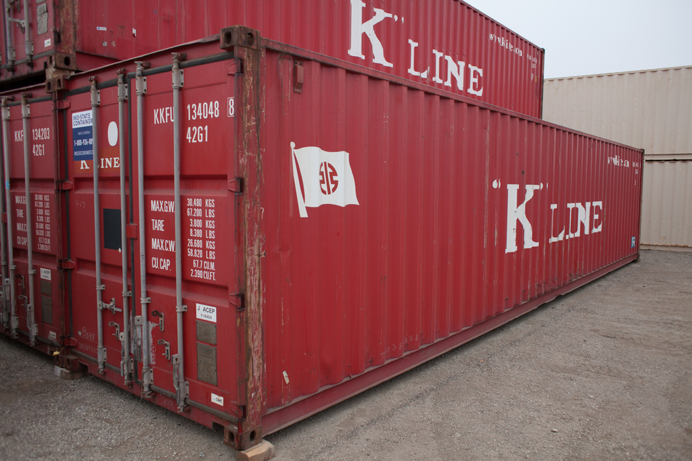 Beau SAN JUAN CAPISTRANO Shipping Storage Containers