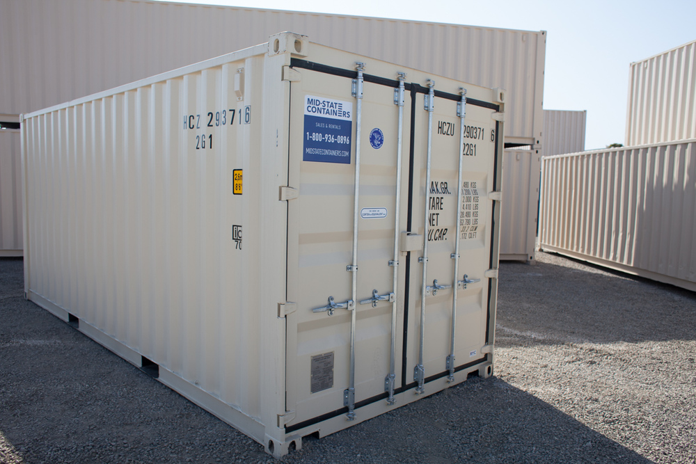 Amazing ESCALON Shipping Storage Containers