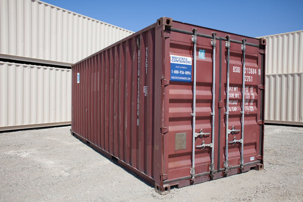 CARGO STORAGE CONTAINERS FOR SALE AND RENT IN FOUNTAIN VALLEY, CALIFORNIA