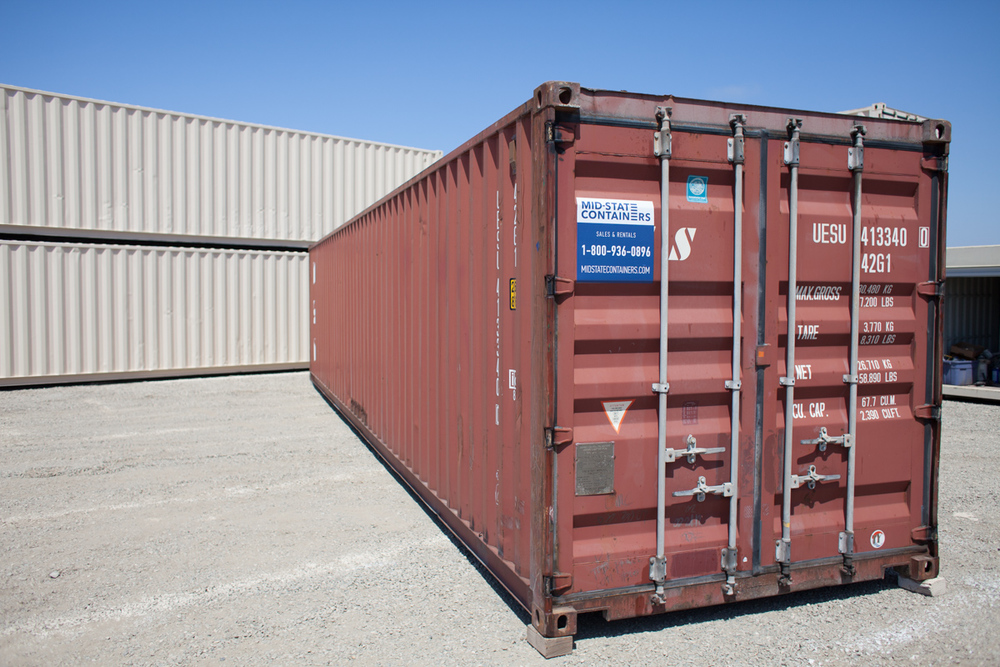 MONTCLAIR Shipping Storage Containers