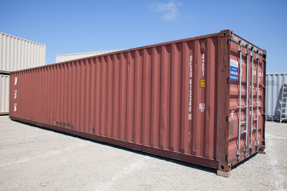 NEWARK Shipping Storage Containers — Midstate Containers