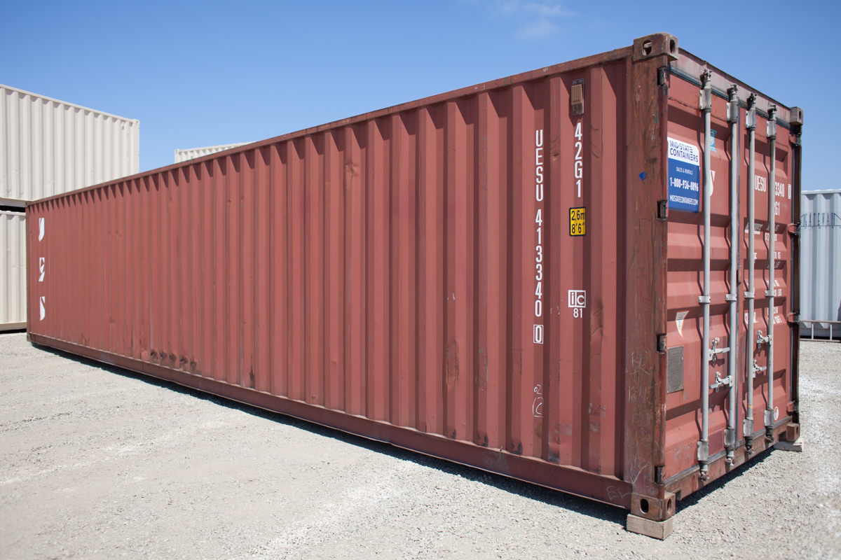 cargo storage containers for cars