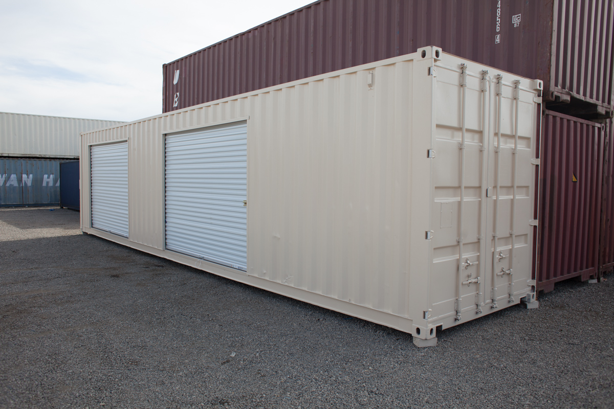 BRENTWOOD Shipping Storage Containers Midstate Containers