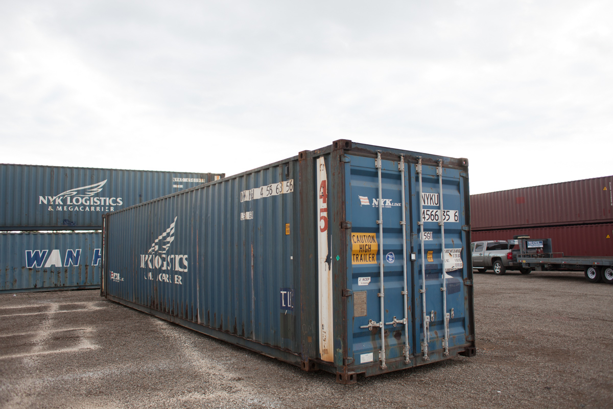 PISMO BEACH Shipping Storage Containers Midstate Containers
