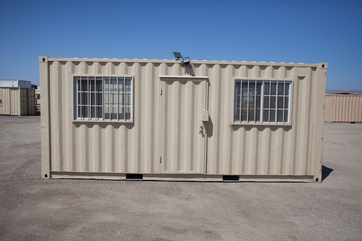 GUADALUPE Shipping Storage Containers — Midstate Containers