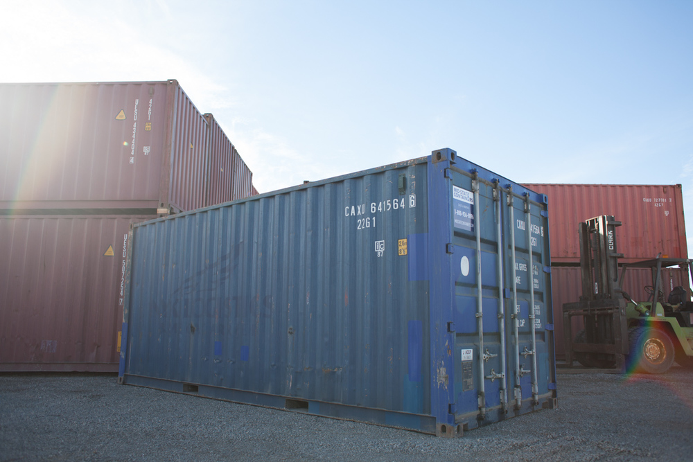 PLACENTIA Shipping Storage Containers